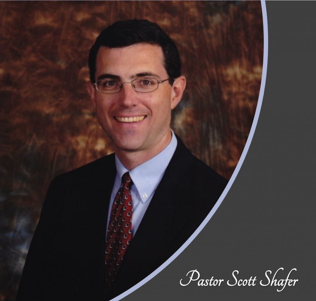 Pastor Scott Shafer 2